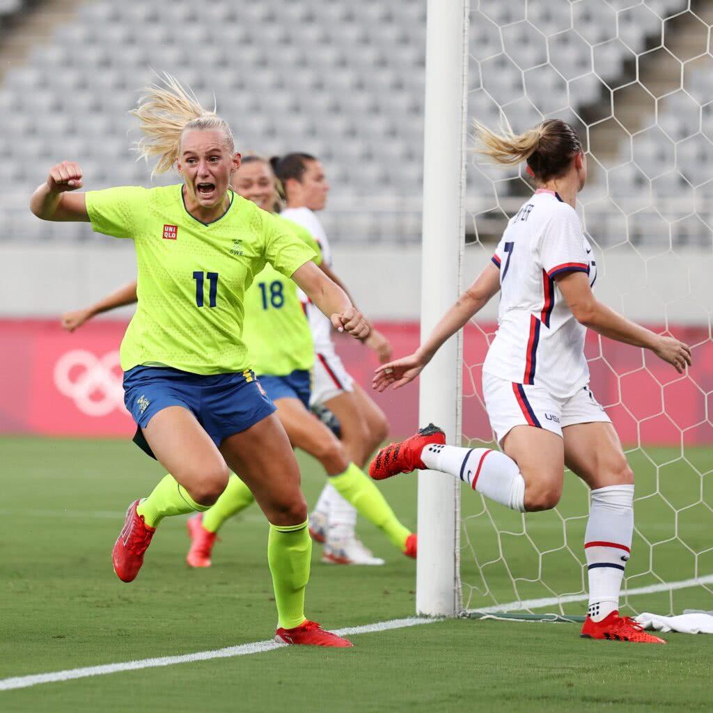 O futebol feminino está sujeito as zebras como o futebol masculino?