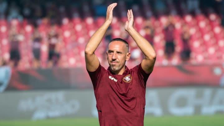 Ribéry tem novo clube e é comparado ao Maradona